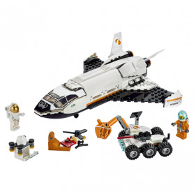 LEGO CITY SPACE PORT 60226 SHUTTLE DI RICERCA SU MARTE