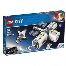 LEGO CITY SPACE PORT 60227 STAZIONE SPAZIALE LUNARE