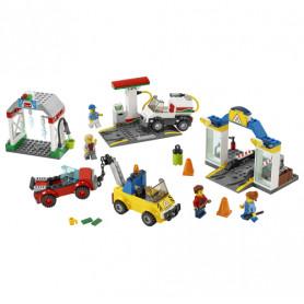 LEGO CITY TOWN 60232 STAZIONE DI SERVIZIO E OFFICINA