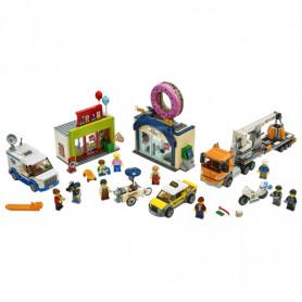 LEGO CITY TOWN 60233 INAUGURAZIONE DELLA CIAMBELLERIA