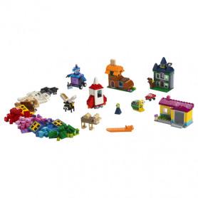 LEGO CLASSIC 11004 LE FINESTRE DELLA CREATIVITA