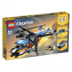 LEGO CREATOR 31096 ELICOTTERO BI ROTORE