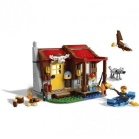 LEGO CREATOR 31098 AVVENTURE ALL APERTO