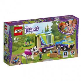 LEGO FRIENDS 41371 IL RIMORCHIO DEI CAVALLI DI MIA