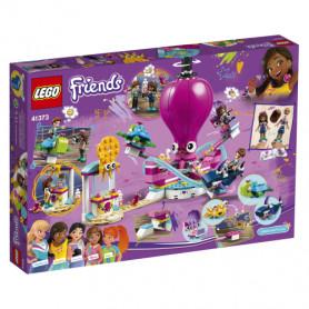 LEGO FRIENDS 41373 LA DIVERTENTE GIOSTRA DEL POLPO