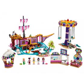 LEGO FRIENDS 41375 IL MOLO DEI DIVERTIMENTI DI HEARTLAKE CITY