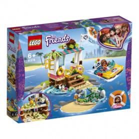 LEGO FRIENDS 41376 LA MISSIONE DI SOCCORSO DELLE TARTARUGHE