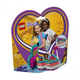 LEGO FRIENDS 41384 LA SCATOLA DEL CUORE DELL ESTATE DI ANDREA