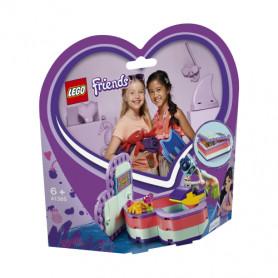 LEGO FRIENDS 41385 LA SCATOLA DEL CUORE DELL ESTATE DI EMMA