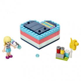 LEGO FRIENDS 41386 LA SCATOLA DEL CUORE DELL ESTATE DI STEPHANIE