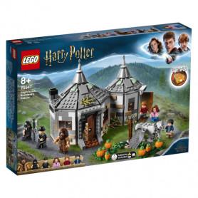 LEGO HARRY POTTER TM 75947 LA CAPANNA DI HAGRID IL SALVATAGGIO DI FIEROBECCO