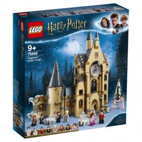 LEGO HARRY POTTER TM 75948 LA TORRE DELL OROLOGIO DI HOGWARTS