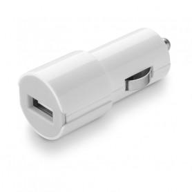 CELLULAR CBRUSBSMART2AW CARICABATTERIA AUTO 2A USB BIANCO