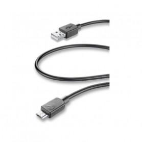 CELLULAR CLBDCMICROUSBK CAVO DATI USB  MICROUSB NERO