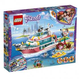 LEGO LEGO FRIENDS 41381 MOTOSCAFO DI SALVATAGGIO