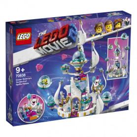 LEGO MOVIE 70838 REGINA WELLO KE WUOGLIO E IL PALAZZO SPAZIALE MEZZO MALVAGIO