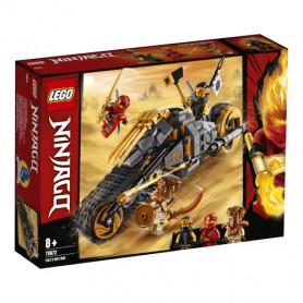 LEGO NINJAGO 70672 LA MOTO DA CROSS DI COLE
