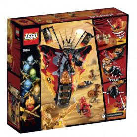 LEGO NINJAGO 70674 ZANNA DI FUOCO