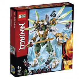 LEGO NINJAGO 70676 IL MECH TITANO DI LLOYD