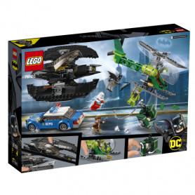 LEGO SUPER HEROES 76120 BAT-AEREO DI BATMAN E LA RAPINA DELL ENIGMISTA
