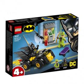 LEGO SUPER HEROES 76137 BATMAN E LA RAPINA DELL ENIGMISTA