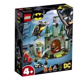 LEGO SUPER HEROES 76138 BATMAN E LA FUGA DI JOKER