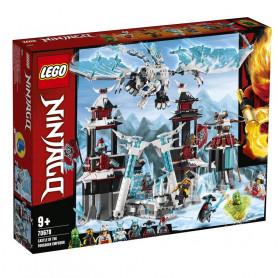 LEGO NINJAGO 70678 IL CASTELLO DELL IMPERATORE ABBANDONATO