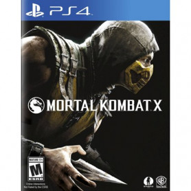 WARNER BROS MORTAL KOMBAT XI PS4