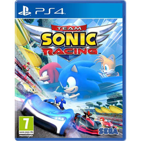 SEGA TEAM SONIC RACING PS4