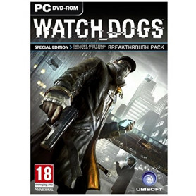 UBISOFT WATCH DOGS SPECIAL EDITION PC