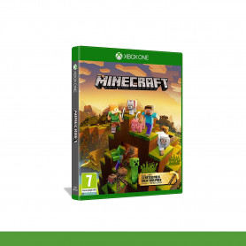 MICROSOFT MINECRAFT BASE GAME LIMITED EDITION XBOX ONE