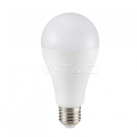 V-TAC 160 Lampadina LED 15W A60 E27 4000K  Blister 1 pezzo