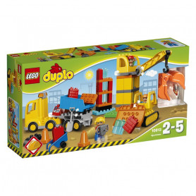 LEGO 10813 DUPLO TOWN GRANDE CANTIERE