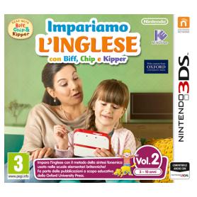 NINTENDO 3DS IMPARIAMO L INGLESE CON BIFF, CHIP E KIPPER 2