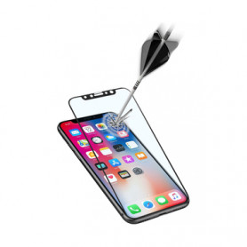 CELLULAR GLASSGOIPHX65  VETRO TEMPERATO GLASS GO IPHONE XS MAX