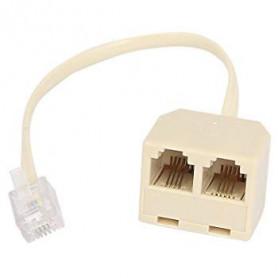 CELLULAR FILTRO ADSL 1 SPINA 6P4C 1 PRESA 6P4C C3
