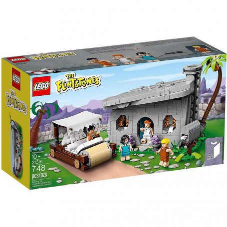LEGO 21316 IDEALS THE FLINTSTONE