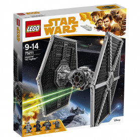 LEGO 75211 STAR WARS TM IMPERIAL TIE FIGHTER