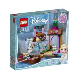 LEGO 41155 DISNEY PRINCESS AVVENTURA AL MERCATO DI ELSA
