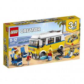 LEGO 31079 CREATOR SURFER VAN GIALLO