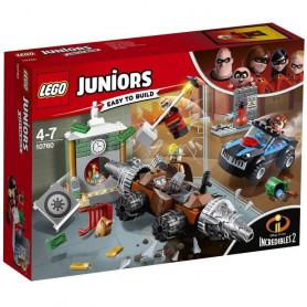 LEGO JUNIORS 10760 - RAPINA IN BANCA DEL MINATORE