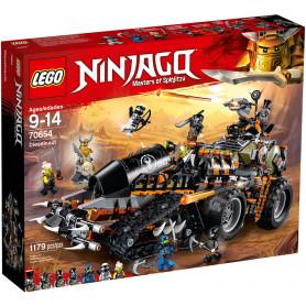 LEGO 70654 NINJAGO TURBO-CINGOLATO