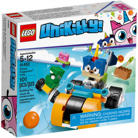 LEGO 41452 UNIKITTY IL TRICICLO DI PRINCE PUPPYCORN