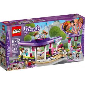 LEGO 41336  FRIENDS IL CAFF  DEGLI ARTISTI DI EMMA