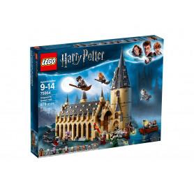 LEGO 75954 HARRY POTTER TM LA SALA GRANDE DI HOGWARTS