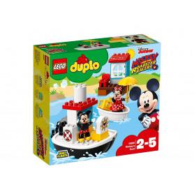 LEGO 10881 DUPLO DISNEY TM LA BARCA DI TOPOLINO