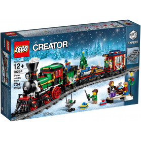 LEGO 10254 CREATOR EXPERT TRENO DI NATALE