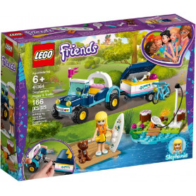LEGO 41364 LEGO FRIENDS IL BUGGY CON RIMORCHIO DI STEPHANIE