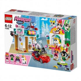 LEGO 41288 POWERPUFF GIRLS L ATTACCO DI MOJO JOJO