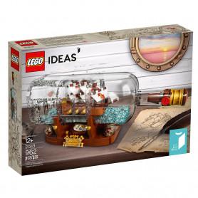 LEGO 21313 LEGO IDEAS NAVE IN BOTTIGLIA